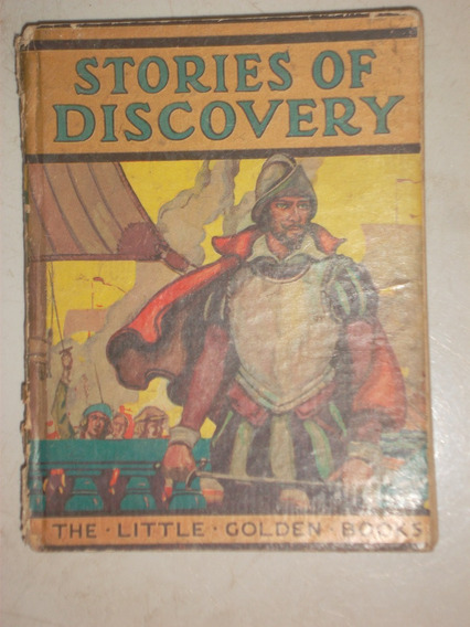 Livro - Literatura Estrangeira - Stories Of Discovery