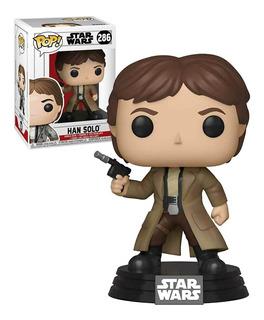Funko Pop! Han Solo 286 Star Wars Muñeco Original