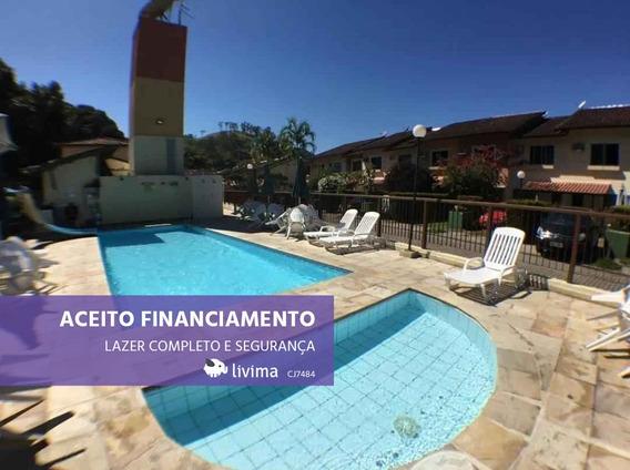 Casa De Condomínio À Venda Na Estrada Do Rio Morto, Vargem Grande, Rio De Janeiro - Rj - Liv-3431