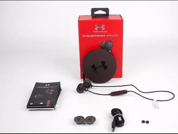 Fone De Ouvido Bluetooth Under Armour Sport Wireless
