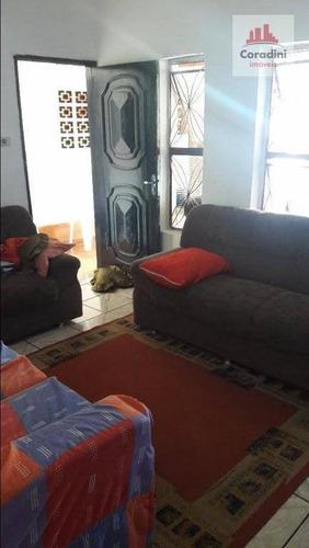 Imagem 1 de 6 de Casa No São Jerônimo 3 Dorm - Ca1030