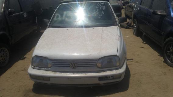 Volkswagen Cabrio 1997 Para Partes Piezas Refacciones