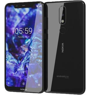 Celular Nokia 5.1 Plus Negro Nokia