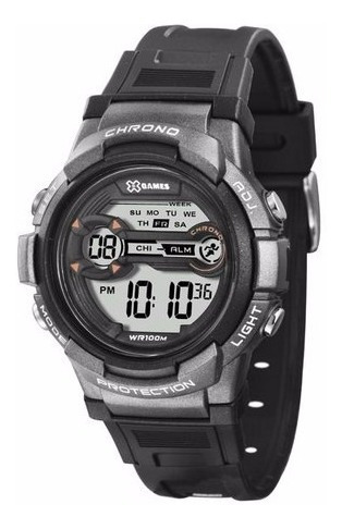 Relógio Feminino X-games Xmppd307 Bxpx Frete Gratis