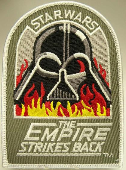 Aplique Original Star Wars Patch Empire Strikes Back Vader
