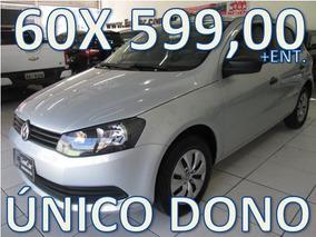 Volkswagen Gol Geração 6 Completo Entrada +60 X 599,00 Fixas