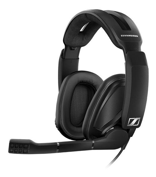 Gsp 302 - Headset Gamer Fechado - Sennheiser Loja Oficial