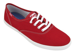 Tênis Keds Champion Woman Canvas Kd100