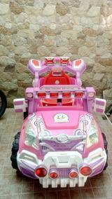 Carro A Bateria Para Niñas