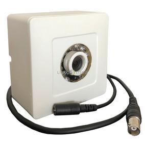 Câmera De Segurança Ccd Color Ir10 700 Linhas Tvl Multitoc
