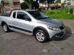 Volkswagen Saveiro 1.6 Cross Total Flex 2p 2012 Sem Entrada