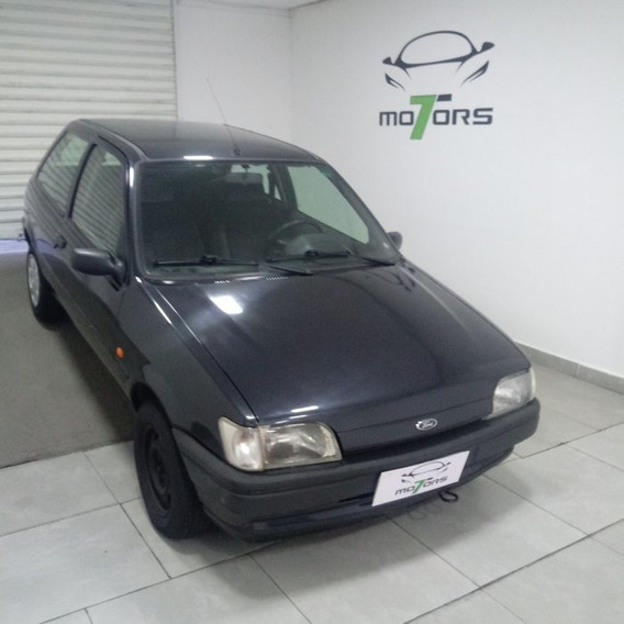 Fiesta 1.3 Mpi Clx 8v Gasolina 2p Manual