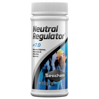 Seachem Neutral Regulator 50g Regula Ph Da Água 7 Neutro