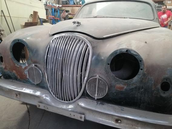 Jaguar Mk1 1960 Proyecto Para Bodas