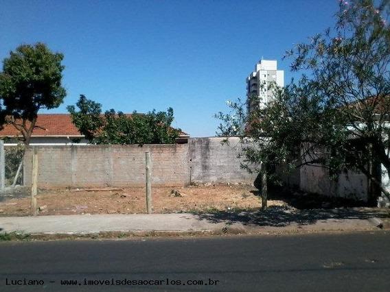 Terreno Para Venda Em Araraquara, Centro - Lt347