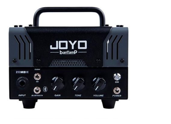 Cabeçote Pre Valvulado Amplificador Joyo Zombie Bantamp 20w