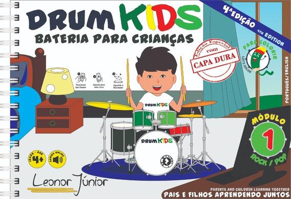 Drum Kids - Bateria Para Crianças Módulo 1