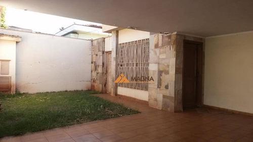 Imagem 1 de 30 de Casa À Venda, 213 M² Por R$ 495.000,00 - Vila Tamandaré - Ribeirão Preto/sp - Ca2460