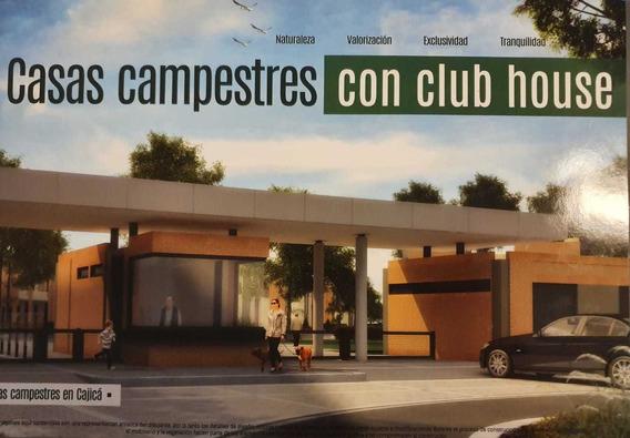 Casa Campestre En Cajicá, Precio Especial