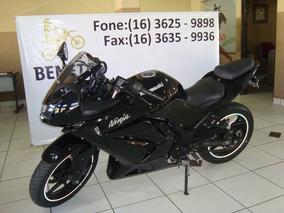Kawasaki Ninja 250 R Preto 2010