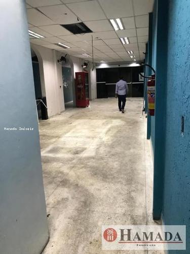 Imóvel Comercial Para Locação Em São Paulo, Socorro - 2526-sl_2-1012018