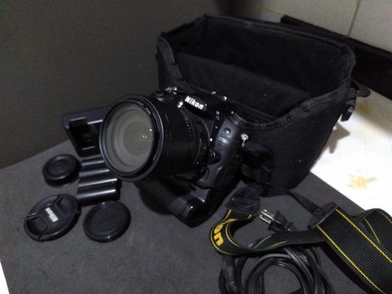 Câmera Dslr Nikon D7000