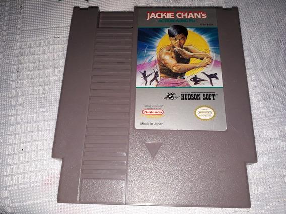 Jackie Chan 100% Original Nintendo Nes 72pinos