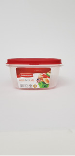 Contenedor Rubbermaid Easy Find Lids 1.2 Lts. G7j66