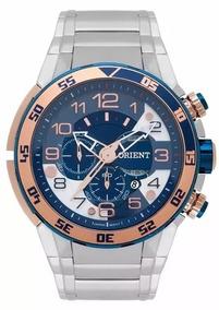 Relógio Masculino Orient Mtssc015 D2sx Cronógrafo
