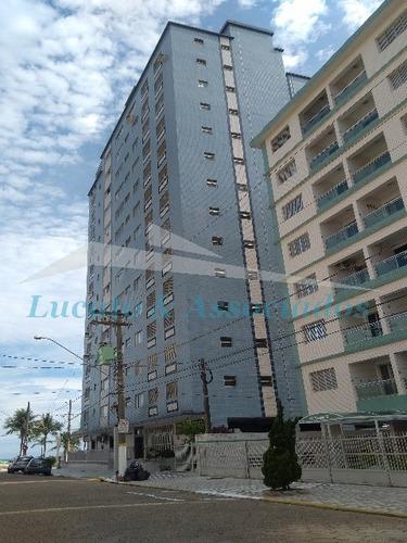 Cobertura No Canto Do Forte, 03 Dormitorios Sendo 02 Suites Frente Mar - Ap01102 - 4404792