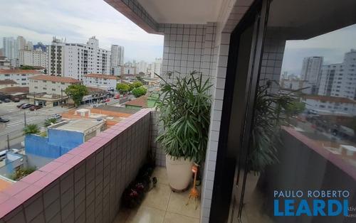 Apartamento - Embaré - Sp - 627523
