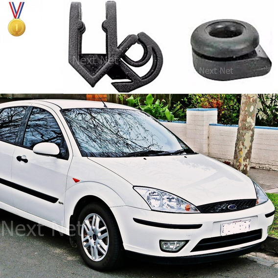 Kit Presilha Descanso Bucha Vareta Do Capo Ford Focus =v