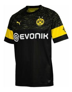 Camisa Borussia Dortmund Away 18/19 S/n°