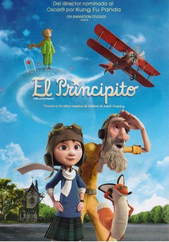 El Principito The Little Prince 2015 Pelicula Original Dvd