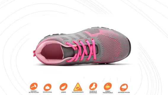 Zapatos De Seguridad Unisex , Facturamos