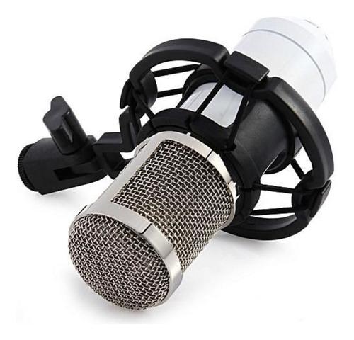 Imagen 1 de 1 de Micrófono OEM BM-800 condensador blanco