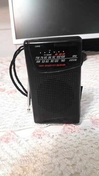 Rádio Panasonic Am Fm