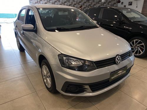 Imagem 1 de 11 de Volkswagen Voyage Trendline 1.6 Msi