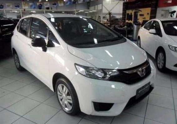 Honda Fit 1.5 Dx Flex 5p Completo 0km2019