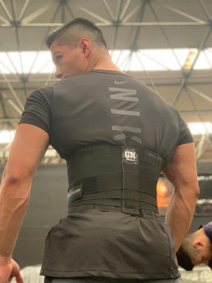 Faja De Compresión Gym O Carga Pesada Para Hombre Caballero