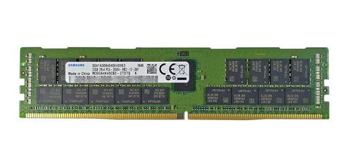Memória 32gb Ddr4 2666 Ecc Rdimm R440 R740 R640 T440