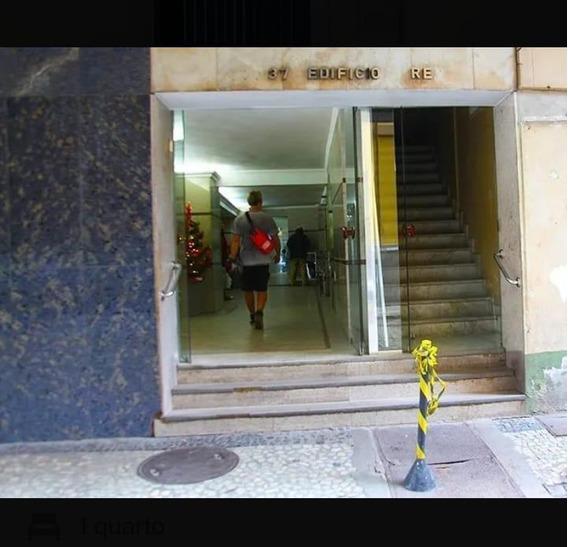 Apartamento Para Venda Em Rio De Janeiro, Centro, 1 Dormitório, 1 Banheiro - 20035003_1-1453481
