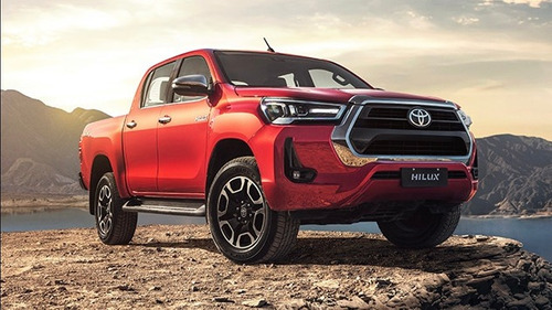 Nueva Toyota Hilux 2021 Sr 2.4 4x2