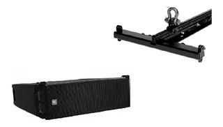 Bumper Para Hdl6 + Bafle Rcf Hdl6-kit
