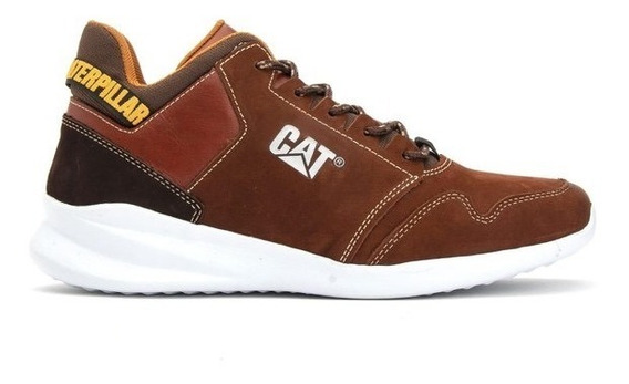 Tênis Casual Masculino Caterpillar Fly Levissimo Confortavel