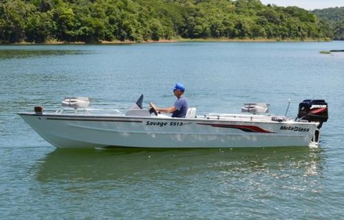 Barco Metalglass Savage 5513 Double Fishing
