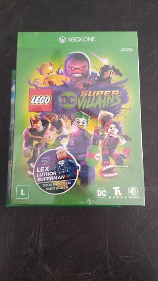Lego Dc Villains Xbox One