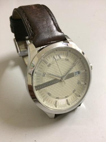 Relógios Masculino Adultos  Ax2100  Armani Exchange Analogic