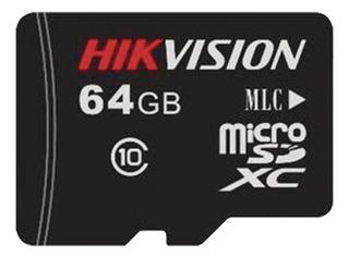 Memoria Micro Sd / Clase 10 De 64 Gb / Especializada Para Vi
