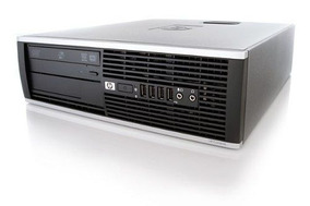 Pc Cpu Ddr3 Hp Core 2 Duo E8400 6gb Ssd 120gb Gravador Wifi